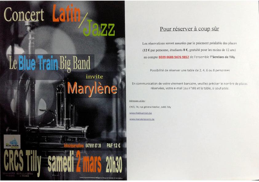 Blue Train Big          Band
